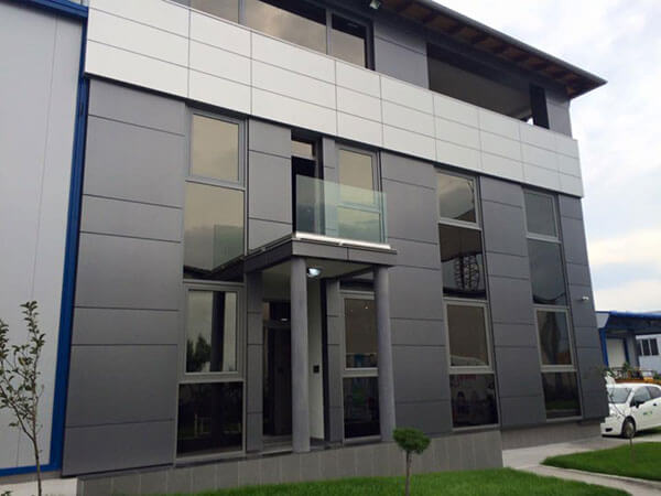 EKO san - Fasade 2