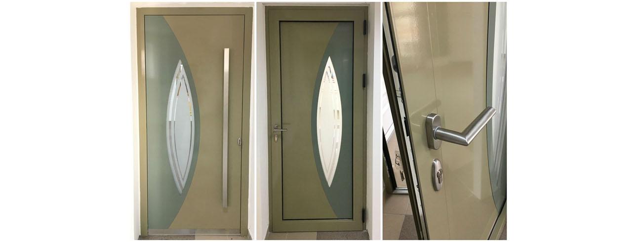 Aluminijumska ulazna vrata