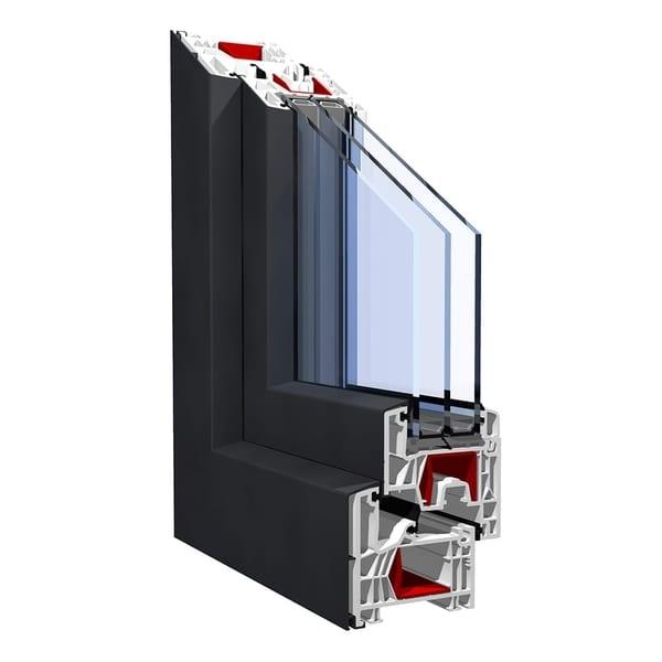 MR Super Plus prozor sa aluminijumskom oblogom je pravi izbor zbog velike ustede energije