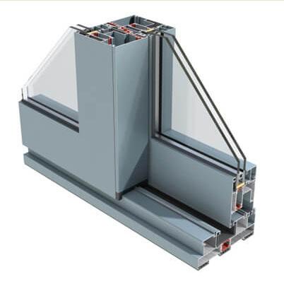 Podizno-klizni sistem - Aluminco AL250