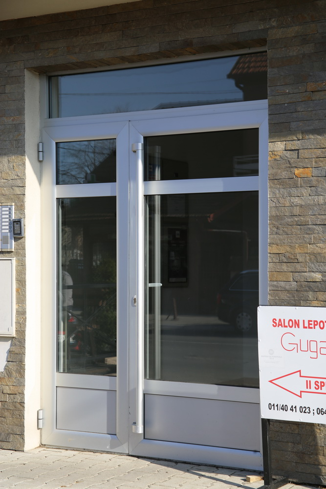 Alu ulazna vrata 8